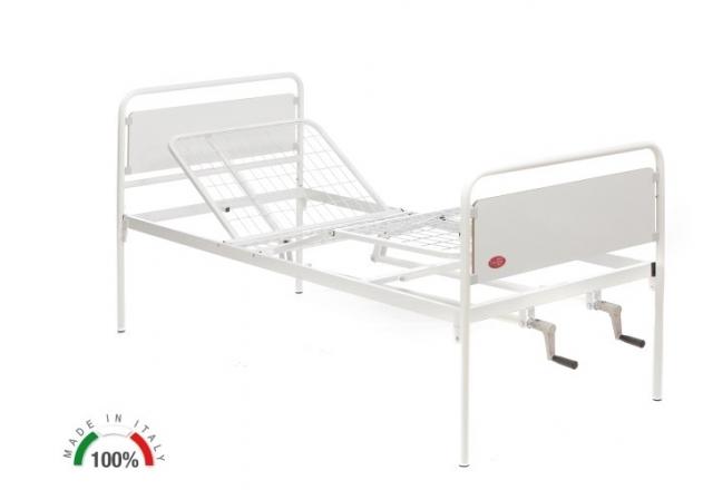 Sanitaria marzotto noleggio letto ospedaliero materasso - Letto ospedaliero ...